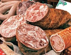Smoking Meat, Sausages, Charcuterie, Ethnic Recipes, Canning, Pork, Fine Dining, Kitchens, Sausage