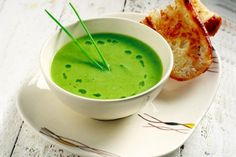 Broad bean and pea soup | The Times