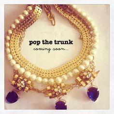 New label # popthetrunk