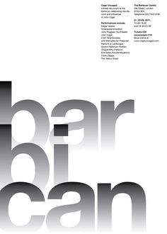 Dina - typo/graphic posters