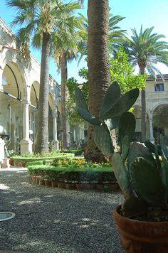 San Domenico Palace - Taormina, Sicily, Italy