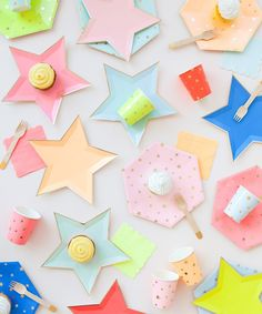 Jazzy Star PartyCups