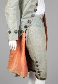 Habit à la française, France, 1765-1775, Met
