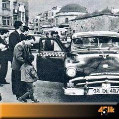 Taksim - Harbiye hattı (1950ler)  #istanbul