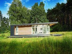 Weekend Cabin: Sommerhaus Piu, Pian, Germany