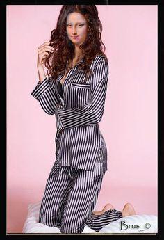 d961d2380a The Afterhours Satin Pajama