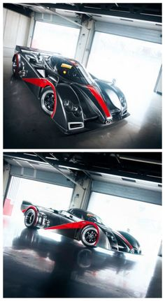 The Barnard BTR700 is a hypercar that doesn't give a rats arse  about luxury, it's all about performance. Click to see more.