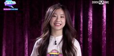 """JYP Entertainment Introduces 11th Competitor for """"SIXTEEN"""", Chaeryeong   Koogle TV"""