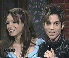 Prince & Mayte Garcia