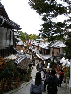 WTGA: Nenenomichi, Kyoto, Japan - would love to go again, especially during hanatouro time!