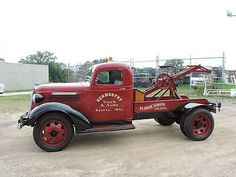 GMC : Other pickup Vintage  Truck  1937 GMC Wrecker - http://www.legendaryfind.com/carsforsale/gmc-other-pickup-vintage-truck-1937-gmc-wrecker/