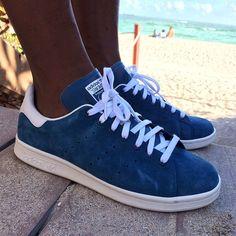 Adidas Stan Smith Light Blue