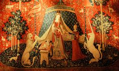 authentic medieval tapestry | Use medieval home decor ideas to incorporate the authentic look of ...