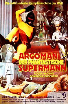 Argoman!