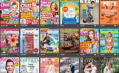 So which magazines do you read during your period?  We provide every new UK customer with a month of magazines! Get on the launch list now!