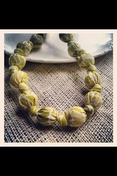 Nursing Necklace Teething necklace Babywearing by RuffleRumpus, $15.00
