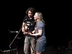 Victoria Vox, with James Hill, at NY Uke Fest 2010