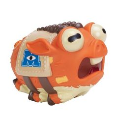 Monsters University - Squealing Mascot Monsters University http://www.amazon.com/dp/B00A39GJ9Y/ref=cm_sw_r_pi_dp_DnFAub187GRJB