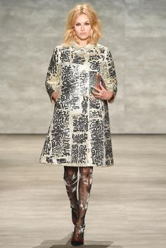 Libertine Spring 2015 Ready-to-Wear - Collection - Gallery - Look 1 - Style.com