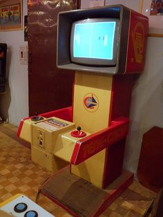 Photostream of the Museum of Soviet Arcade Games.