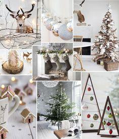 Inspiration décoration de Noël cosy