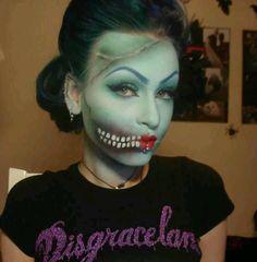 Sugar pill cosmetics, YouTube name- rottenzombiefairy