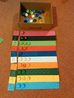 Skupina - Montessori vzdělávání