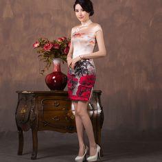 Cheongsam chinese dresses for girls            https://www.ichinesedress.com/