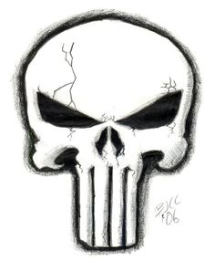 punisher skull - Szukaj w Google