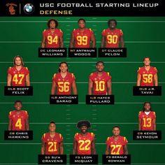USC Trojans on