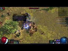 Let's Show Gameplay Path of Exile Forsaken Masters 1.3.1f Part 10 (german) (Lightning Tendrils)!