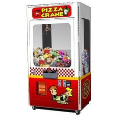 Pizza Crane / Claw Machine
