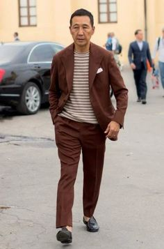 Mode Masculine, Mens Fashion Suits, Mens Suits, Blazer Outfits, Casual Outfits, Winter Outfits Men, Japanese Suit, Style Costume Homme, Mode Costume