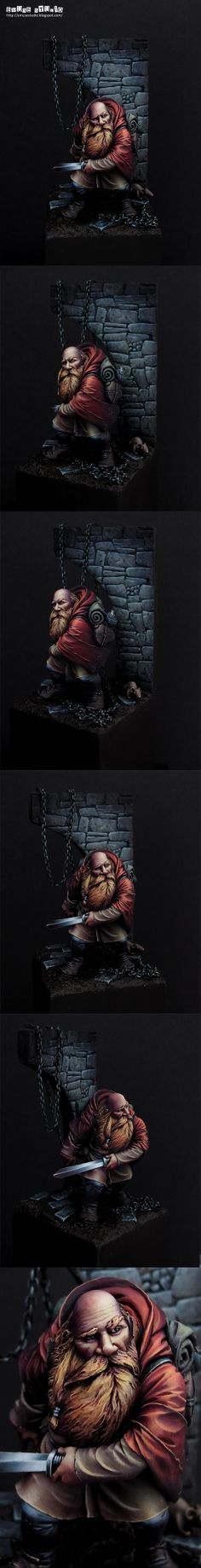 This painted dwarf is ridiculously good.