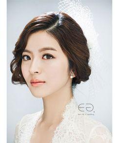 bridal makeup korean - Google Search