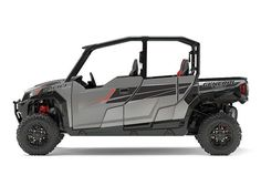 New 2017 Polaris GENERAL 4 1000 EPS ATVs For Sale in South Carolina. 2017PolarisGeneral™ 4 1000 EPS<br /> <ul> <li>Class-best 100 hp to light up the trail and broad, usable torque band to work</li> <li>Cabin with the most rear row legroom and comfort</li> <li>Class-leading Walker Evans suspension and ground clearance for the trail and to-do list</li> </ul> ALL-NEW COCKPIT:<br />The Polaris GENERAL's all-new cockpit was designed for the ultimate balance of work and play attitude for 4. From…