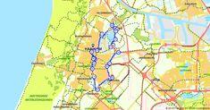 Haarlem (Noord-Holland, Nederland) | Fietsroute 392546 | 32,46 km | Stampions Westfront Route | Fietsen in Haarlem | https://www.route.nl/fietsroute/392546/stampions-westfront-route. Elke dag nieuwe routes!