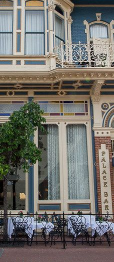 The Palace Bar | Horton Grand Hotel