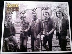 My Home Free boys!! Copy of autographed photo!! <3