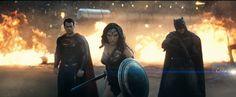 Drowned World: Nuevo trailer de 'Batman V Superman: Dawn Of Justi...