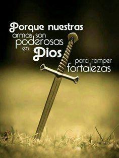 Dios es mi amparo y fortaleza... https://unjovencristiano.com
