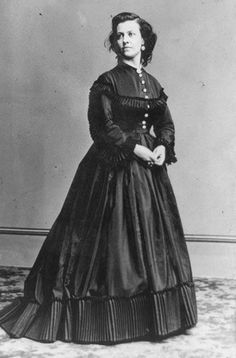Pauline Cushman, Union Spy: born in New Orleans, Cushman was a struggling 30-year-old actress in 1863. While performing in Louisville, KY, she was dared by Confederate officers to interrupt a show to toast Jefferson Davis. Cushman contacted the Union Army's local provost marshal and offered to perform the toast as a way to ingratiate herself to the Confederates and become a federal intelligence operative. The marshal agreed, and she gave the toast the next evening. @Smithsonian
