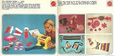 Booklet Barbie 1977 Italy pagg 43-44
