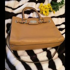NWOT Michael Kors Hamilton REDUCED to lowest Gorgeous soft leather Hamilton. No flaws ! Please no trades and no lowballing Michael Kors Bags Shoulder Bags