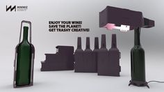 Re-Wine on Packaging of the World - Creative Package Design Gallery