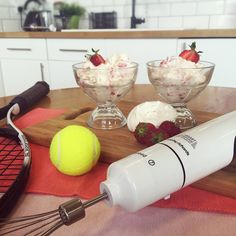Whip up delicious treats and really speed up breakfast with the Total Control collection of kitchen appliances. So you can make it to the Australian Open final on time!