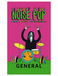 Customer Appreciation: Noise Pop