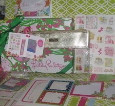 LILLY PULITZER AGENDA BONUS PACK  & So Much More Stickers,Perfume w/ Gift Box  #LillyPulitzer  . ON SALE NOW! FROM AN EBAYER SELLER WITH 16 YRS EXPERIENCE.  100% POSITIVE FEEDBACK 0 NEGATIVE