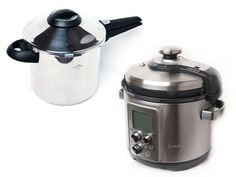Serious Eats - pressure cooker search results