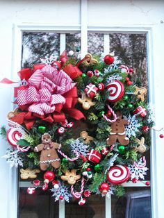 Christmas Wreath ~ Southern Seasons